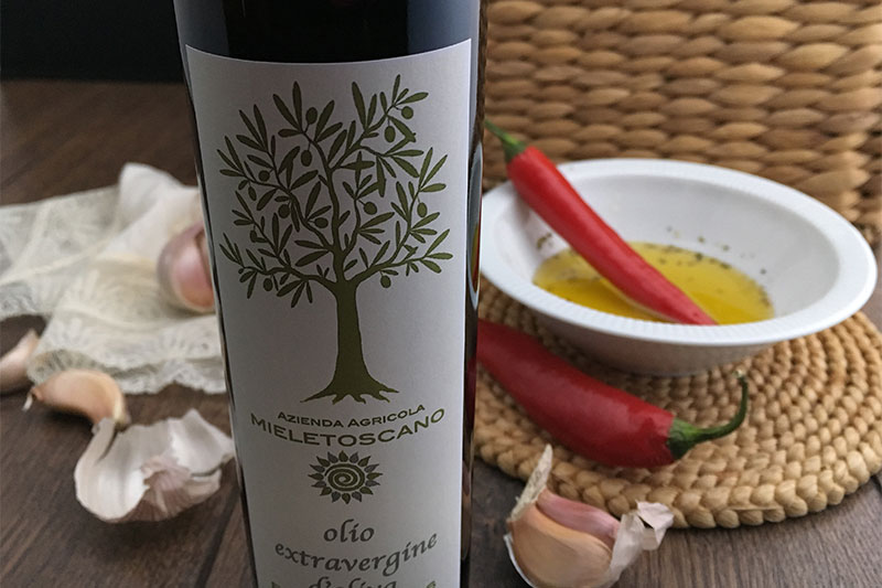 Olio Extravergine di Oliva Toscano