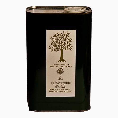 Olio Extravergine di Oliva Toscano - 1 litro