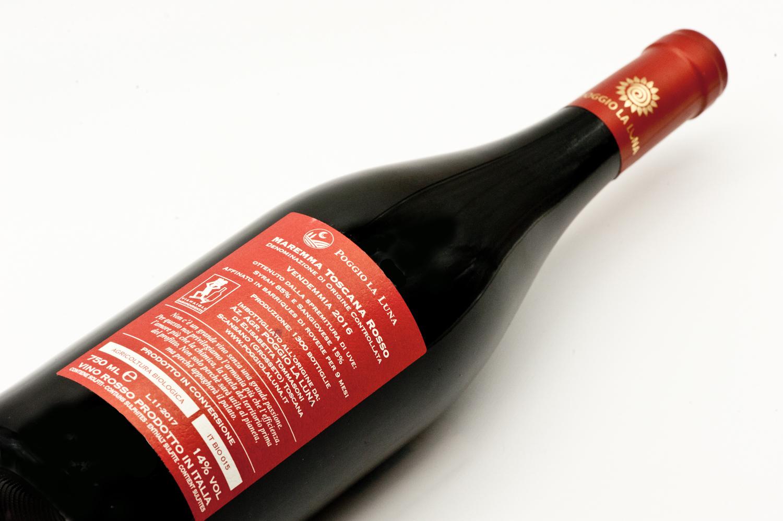 Lunarius Maremma Toscana DOC Rosso